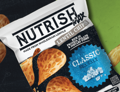 Lentil chips – rich in protein and gluten free snack