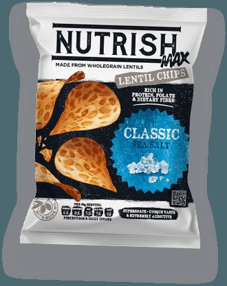Nutrish Max Lentil chips - Classic