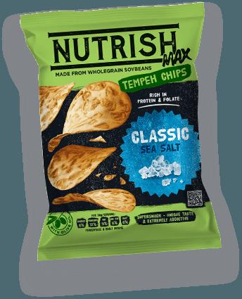 Nutrish Max Temepeh chips - Classic